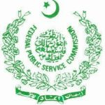 FPSC (Federal Public Service Commission Pakistan) – www.fpsc.gov.pk