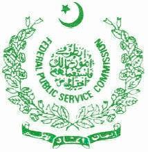 federal public service commission (fpsc) peshawar pakistan