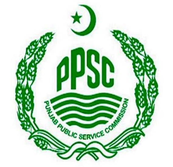 PPSC - (Punjab Public Service Commission Pakistan)