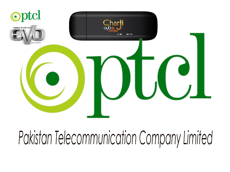 PTCL Landline Bill EVO