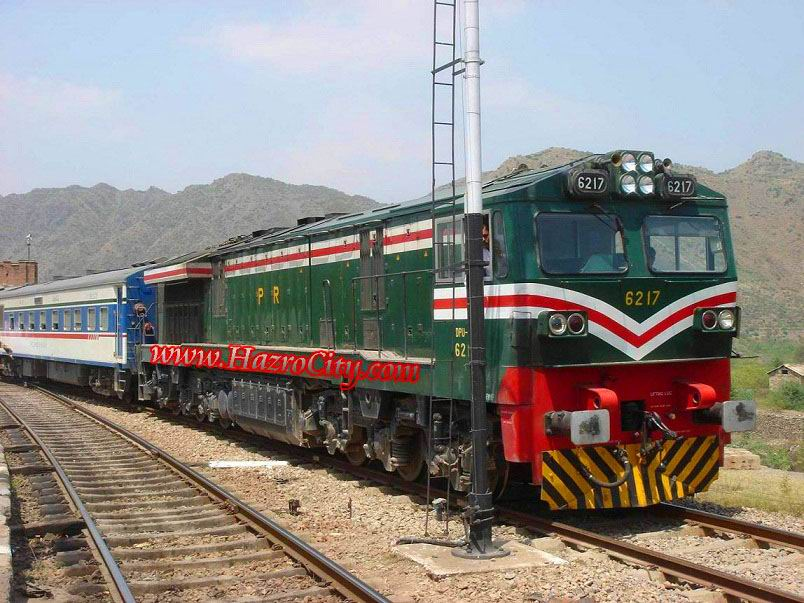 Pakistan Railways - Wikipedia Urdu English Full Detail