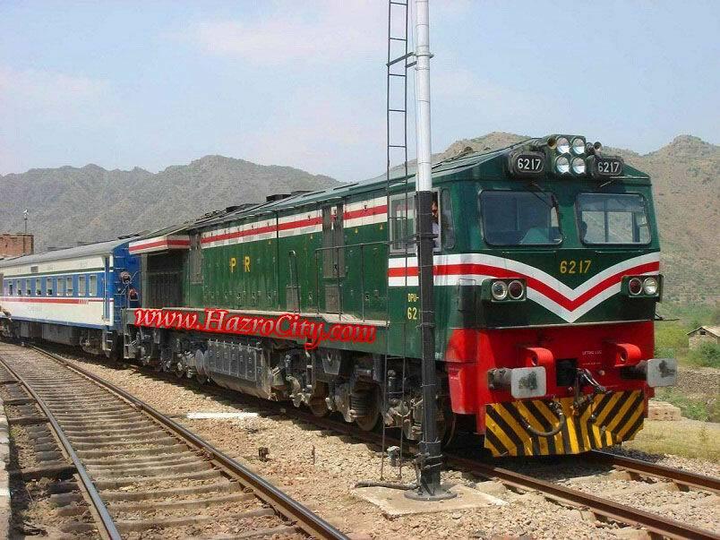 Pakistan Railways - Wikipedia Urdu English Full Detail
