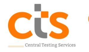 CTS - CENTRAL TESTING SERVICES - CTSPAK