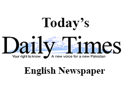 daily times epaper Logo
